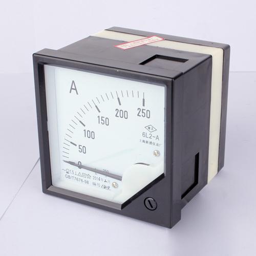 6L2-A6L2-250A指针式电流表