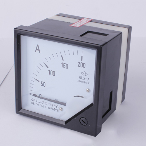 6L2-A6L2-200A指针式电流表
