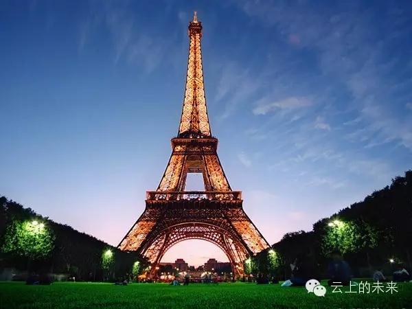 未来会出现埃菲尔铁塔一样高的风机吗